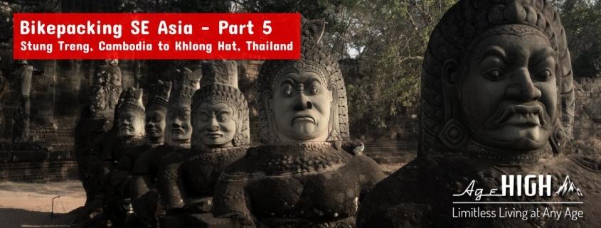 Roadside Statues Angkor Wat