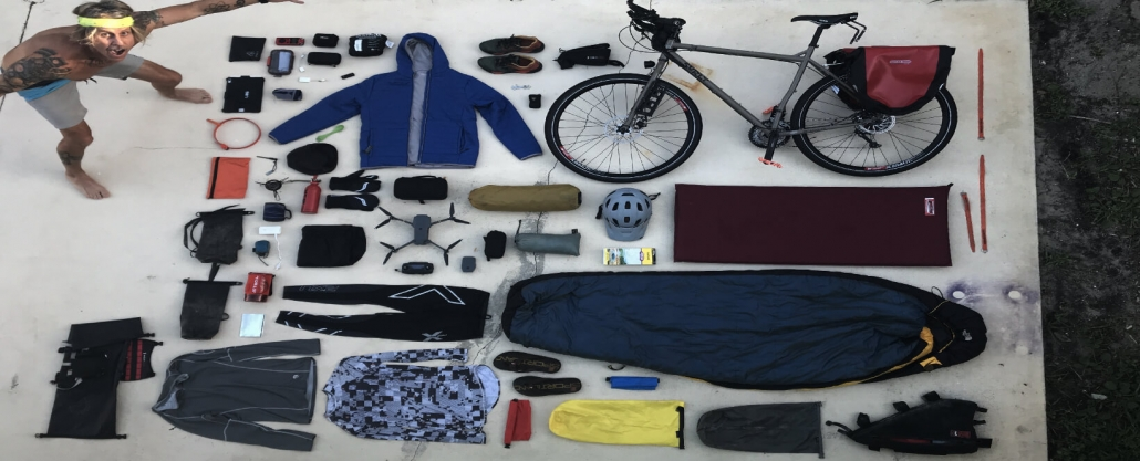Bicycle Knolling Pic