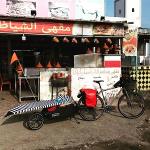 Morocco Bicycle Touring
