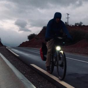 Atlas Mountain Cycling Pic