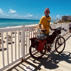 Bicycle Touring Cancun
