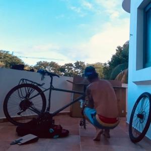 Touring Bicycle Playa Del Carmen