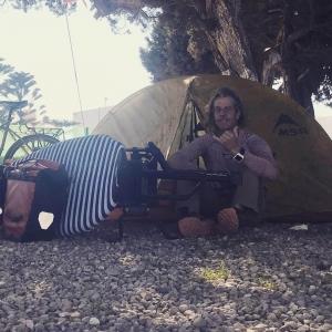 Campsite Morocco