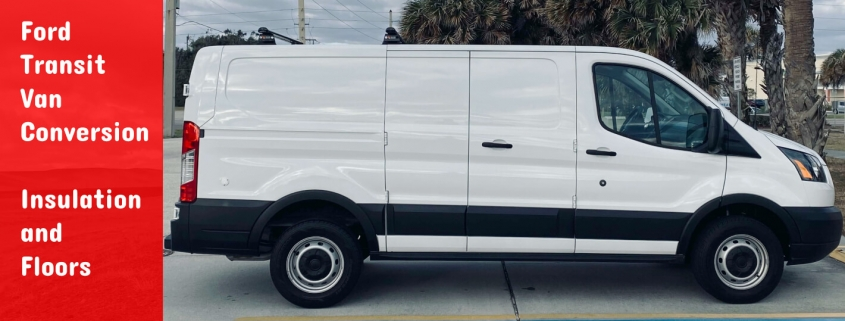 Featured DIY Ford Transit Conversion Pic